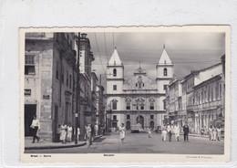 BRASIL. BAHIA. SALVADOR. CONVENTO S. FRANCISCO. CIRCA 1930s- BLEUP - Salvador De Bahia