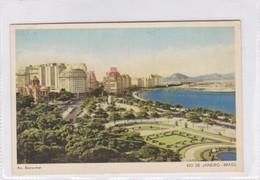 BRASIL. RIO DE JANEIRO, AV BEIRA MAR. FOTOLABOR. CIRCA 1950s- BLEUP - Rio De Janeiro