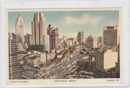BRASIL. PARCIAL ANHANGABAU. FOTOLABOR. CIRCA 1950s- BLEUP - São Paulo