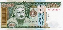 MONGOLIA= 1997   500  TUGRIK    P-58     UNC - Mongolie