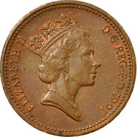 Monnaie, Grande-Bretagne, Elizabeth II, Penny, 1991, TTB, Bronze, KM:935 - 1971-… : Monnaies Décimales