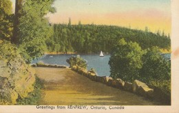 Greetings From Renfrew, Ontario - Ontario