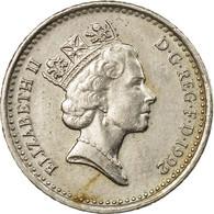 Monnaie, Grande-Bretagne, Elizabeth II, 5 Pence, 1992, TB+, Copper-nickel - 1971-… : Monnaies Décimales