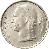 Monnaie, Belgique, Franc, 1980, TB+, Copper-nickel, KM:143.1 - 1951-1993: Baudouin I