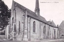 37 - Indre Et Loire -  FONDETTES -  L Eglise - Fondettes