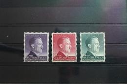 Generalgouvernement 101-103 ** Postfrisch #SC541 - Occupation 1938-45