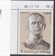 FRANCE BUSTE DE CESAR NEUF** MNH 2014 YT 4836 A DATE  -                                   TDA264 - France