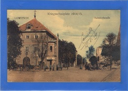 POLOGNE - LOWITSCH - Polen