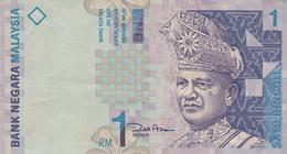Malaisie - Billet De 1 Ringgit - Malaysie