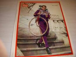 MIROIR Du CYCLISME ENCART MC083 Henri ANGLADE MERCIER BP HUTCHINSON 1967 - Sport