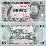 Guinea Bissau 1990 - 100 Pesos - Pick 11 UNC - Guinea-Bissau