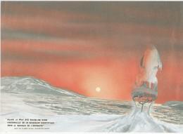 Carte Postale Neuve. Concours Expéditions Polaires Françaises 1987. - TAAF : Terres Australes Antarctiques Françaises