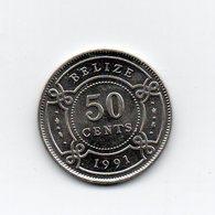 Belize - 1991 - 50 Cents - Vedi Foto - (MW1678) - Belize