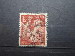 """VEND BEAU TIMBRE DE FRANCE N° 652 , CACHET """" ALENCON """" !!! - 1939-44 Iris"""