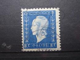"""VEND BEAU TIMBRE DE FRANCE N° 682 , CACHET """" VICHY """" !!! - 1944-45 Maríanne De Dulac"""