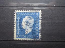 """VEND BEAU TIMBRE DE FRANCE N° 682 , CACHET """" TOULOUSE """" !!! (a) - 1944-45 Maríanne De Dulac"""