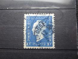 """VEND BEAU TIMBRE DE FRANCE N° 682 , CACHET """" TOULOUSE """" !!! (b) - 1944-45 Maríanne De Dulac"""