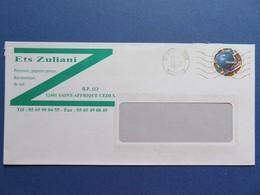 PAP - Enveloppe Ballon France 1998 - Repiquage Ets Zuliani St Affrique (12) - Flamme Muette 30.03.99 - Footix - Entiers Postaux