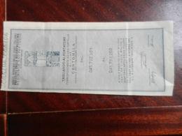 7d) DEBITO PUBBLICO PRESTITO RICOSTRUZIONE 1946 LIRE 100.000 CENTOMILA - Azioni & Titoli