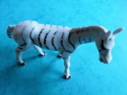 Figurine Animal Zèbre Jungle  (article 23) - Andere