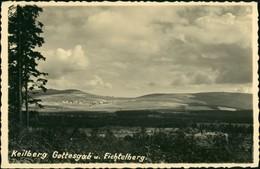 Gottesgab (böhmisches Erzgebirge) Boží Dar Blick Vom Keilberg 1932 Privatfoto - Tschechische Republik