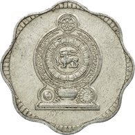 Monnaie, Sri Lanka, 10 Cents, 1978, TB+, Aluminium, KM:140a - Sri Lanka
