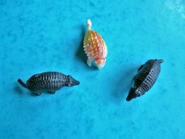3 Figurines Animal Animaux Jungle  (article 24) - Figurines