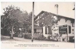 CAPBRETON - Hôtel Pension Restaurant PRIMEROSE - Avenue De La Plage - Capbreton