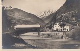 VISP: Mit Balfrin Und Vispe - VS Valais