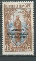 Congo Français - Yvert N° 85 Oblitéré   -  Cw32502 - Congo Francese (1891-1960)