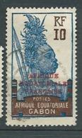 Gabon  - Yvert N°   93  Oblitéré   -  Cw32523 - Gabon (1886-1936)