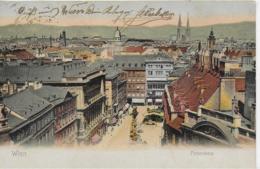 AK 0063  Wien - Panorama / Verlag Sperling Um 1905 - Prater