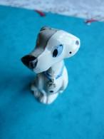 1 Figurine Animal Animaux Chien Dalmatien  (article 28) - Dogs