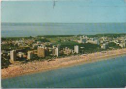 Lignano Sabbiadoro (Udine): Veduta Aerea. Viaggiata 1970 - Udine