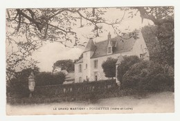Fondettes.37.Indre Et Loire.Le Grand Martigny.1932 - Fondettes