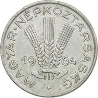 Monnaie, Hongrie, 20 Fillér, 1964, Budapest, TB+, Aluminium, KM:550 - Hungary