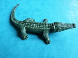 1 Figurine Animal Animaux Jungle Crocodile (article 30) - Figurines