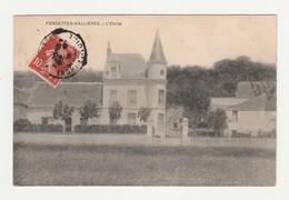Fondettes-Vallières.37.Indre Et Loire.L'Etoile.1909 - Fondettes