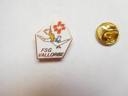 Beau Pin's En EGF , FSG Vallorbe , Gymnastique , Canton De Vaud , Suisse , Switzerland - Gymnastiek