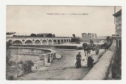 Fondettes.37.Indre Et Loire.Le Pont De La Motte. - Fondettes