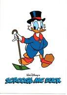 Oom Dagobert  Walt Disney Scrooge Mc Duck - Disney