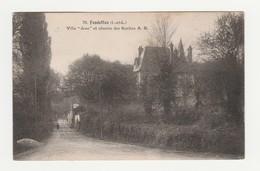 Fondettes.37.Indre-et-Loire.Villa Jean Et Chemin Des Roches; - Fondettes