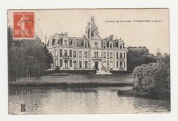 Fondettes.37.Indre-et-Loire.Château De La Plaine.1912 - Fondettes