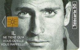 N°02 / TÉLÉCARTE 1995 PACO RABANNE / 50U - VOIR DOS - Parfum