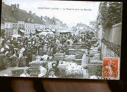 COURTENAY LE MARCHE          JLM - Courtenay