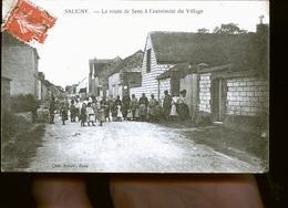 SALIGNY        JLM - Otros Municipios