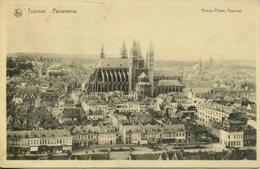 005663  Tournai - Panorama  1918 - Tournai