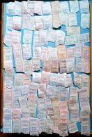 100 Tickets Bus Russia Ekaterinburg City Beriozovskiy City Russia Ural Region - Europe