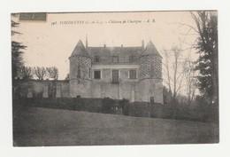 Fondettes.37.Indre Et Loire.Château De Chatigny. - Fondettes