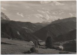Giogo (Giogo Alto, Val Senales, Bolzano) Verso La Marmolada. Viaggiata 1955 Con Annullo St. Vigil Enneberg - Bolzano